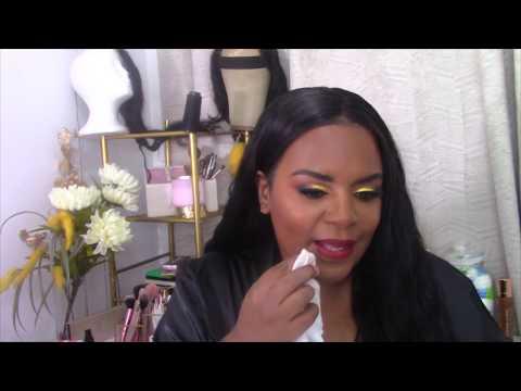 Holiday Makeup 2019 tutorial thumbnail