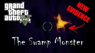 GTA 5 - MYTH: The Swamp Monster (NEW FINDINGS!!) Ep. 4