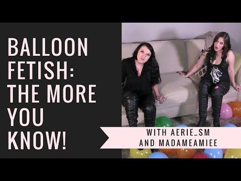 Balloon Fetish: The More You Know! thumbnail