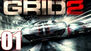 Grid 2 Walkthrough Part 1 Gameplay Let