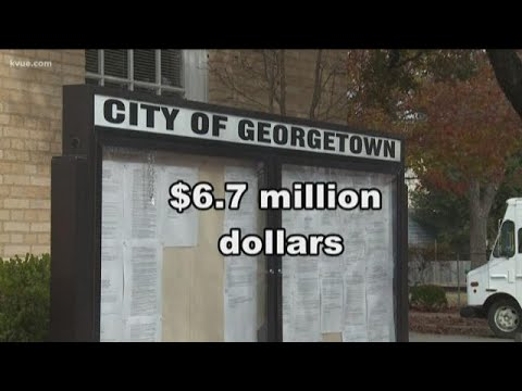 Boomtown: How Georgetown will pay $6 million for renewable energy bill