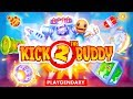 Kick the Buddy 2 - Brand New by Playgendary - New Weapons Unlocked DROID CHAINSAW Android Gameplay