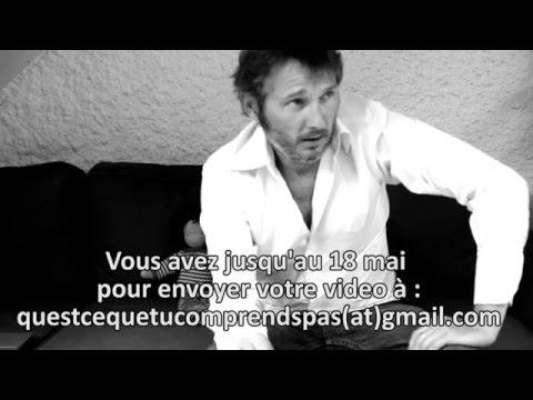 Teaser clip participatif // Qu'est-ce que tu comprends pas ? // Les Petites Bourrettes + Délinquante