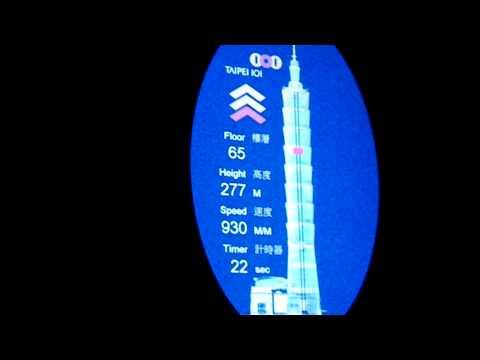 Schnellster Aufzug Der Welt