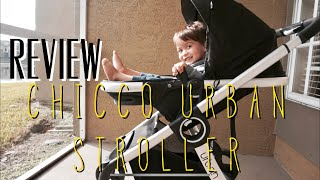 cHICCO URBAN STROLLER REVIEW TRAVEL SYSTEM   Pros & Cons
