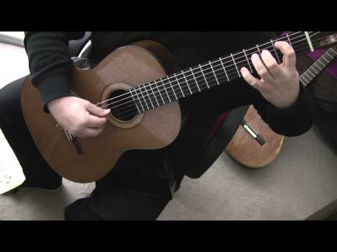 Moonlight Sonata - classical guitar