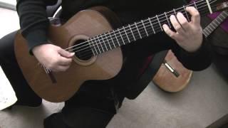 Moonlight Sonata - classical guitar