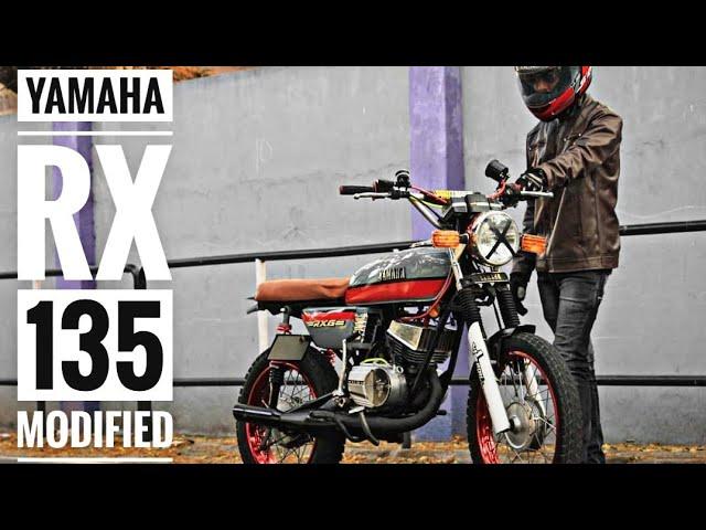 YAMAHA RX135 Modified