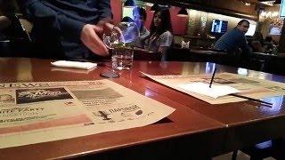 """Коктейль с Абсентом «Парашют» или """"Бетономешалка"""""""