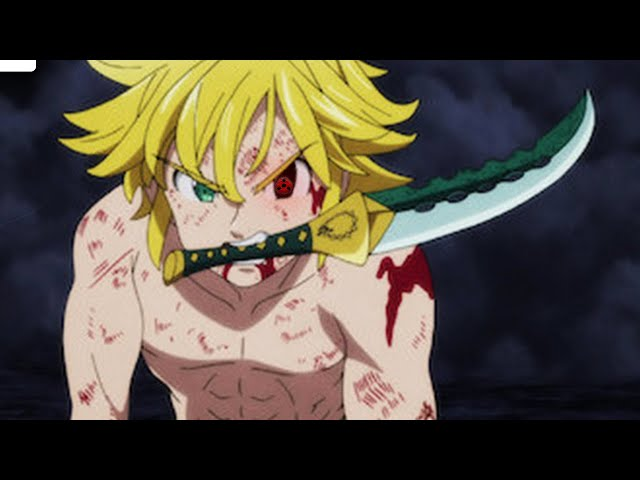 Cookiesan - Meliodas Uchiha (AMV 7Deadly Sins / Naruto)