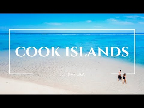 ROMANTIC ISLAND DREAM | COOK ISLANDS |  LITTLE POLYNESIAN RESORT