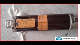 YÜKSEK GERİLİM SİGORTASI SÖKÜMÜ- Bugün Ne Sökelim? -12- high voltage fuse dismantling