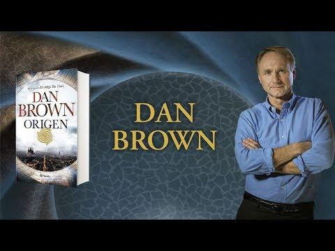 """Streaming rueda de prensa de Dan Brown en Barcelona para presentar """"Origen"""", su nueva novela"""