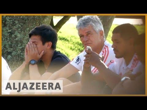 🇧🇷 Fire at Brazil's Flamengo football club kills 10 l Al Jazeera English
