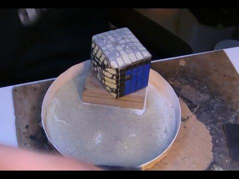 How I Mod Puzzles - 5x6x7 Floppy I Cube Extreme