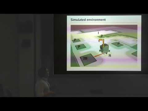 ICAPS 2017: Integrating Mission and Task Planning in an Industrial Robotics Framework