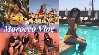 TRIP TO MARRAKECH, MOROCCO VLOG | Kimberley Reyes