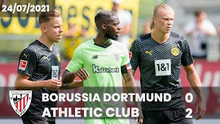 Боруссия Дортмунд  0-2  Атлетик видео