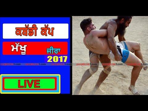 North India Kabaddi Cup Makhu 2017