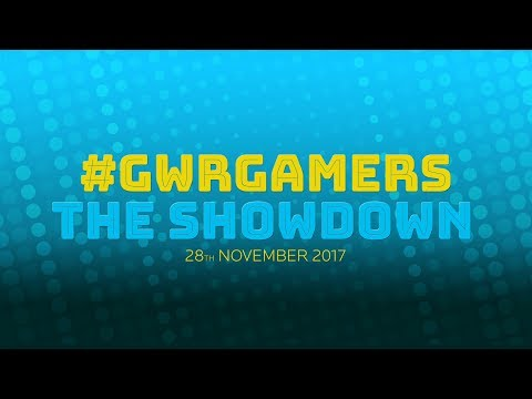 #GWRGAMERS The Showdown – Guinness World Records