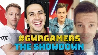 #GWRGAMERS The Showdown - Guinness World Records