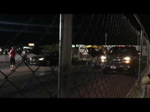 Jet Cars, Lancaster Speedway, 5/18