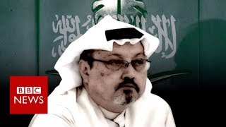 Dark disappearances: How Saudi critics keep going missing - BBC News