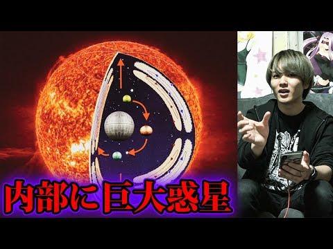 太陽、空洞説!!【都市伝説】