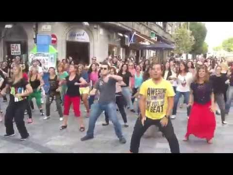 20/06/2014 VIDEO OFICIAL - Flashmob Calvario Vigo - ACECA  19:50 H