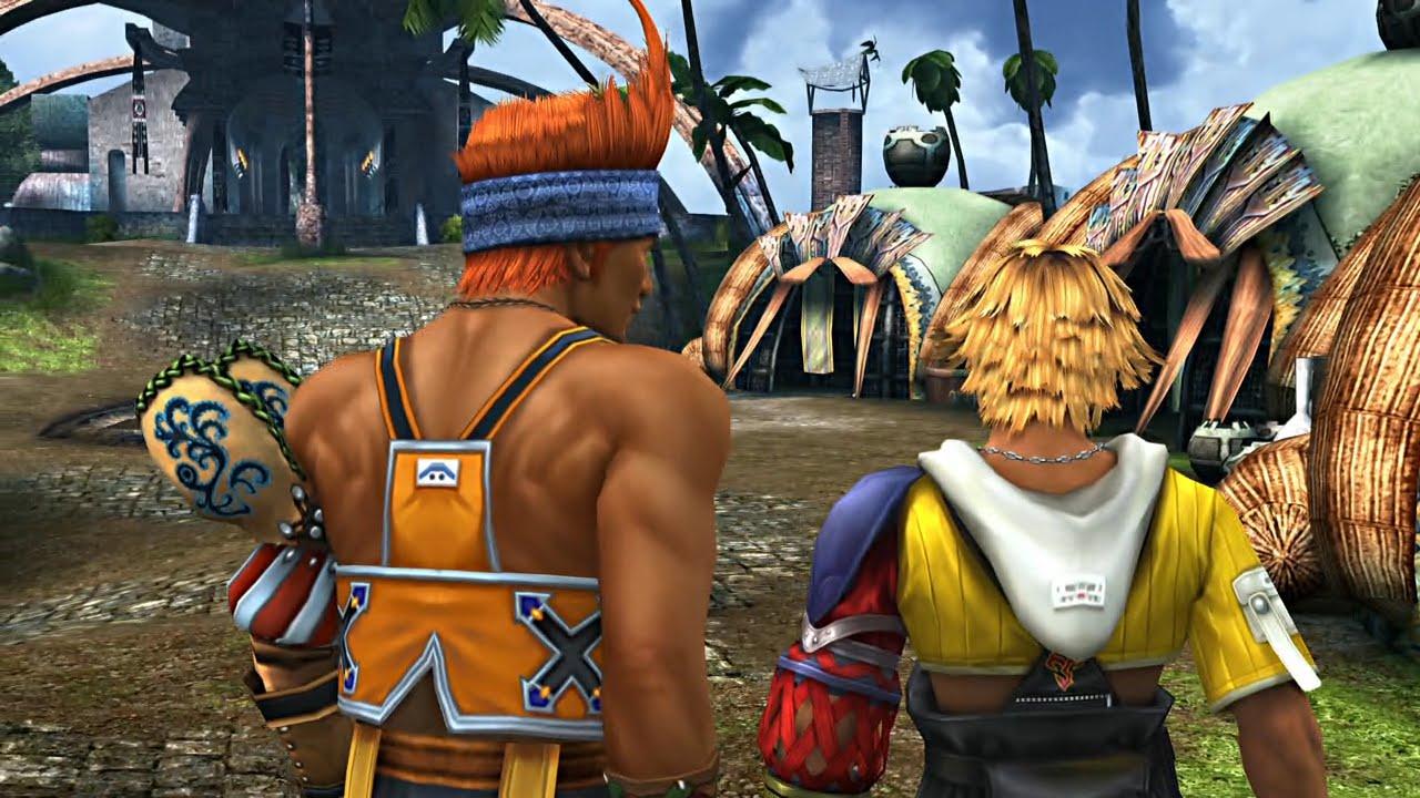Final Fantasy X HD Remaster PS4 - Gameplay Walkthrough - The ...