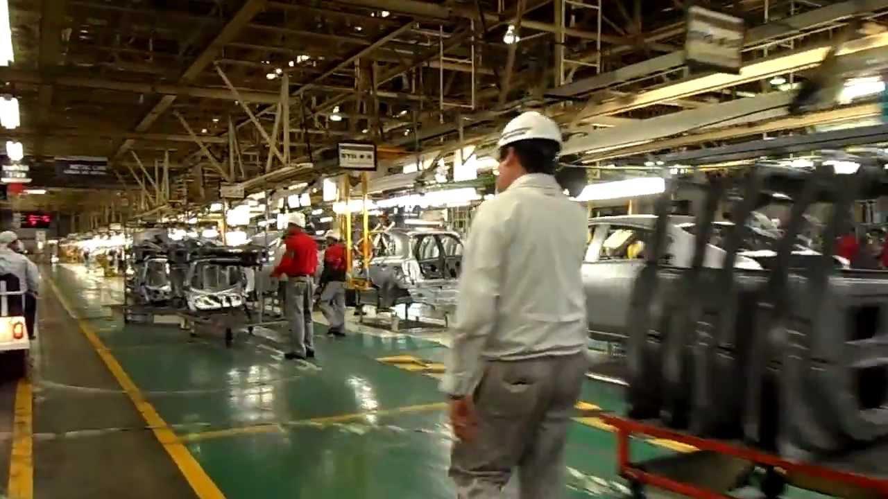 Vision Automotriz Producción del Nissan Sentra 2013 en ...