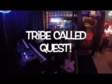 FUNKMA$TER (Live Looping) ~ Electric Relaxation by A Tribe Called Quest
