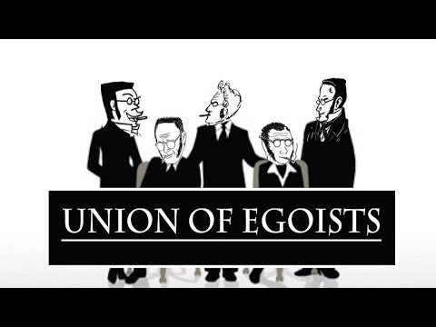 The Union of Egoists