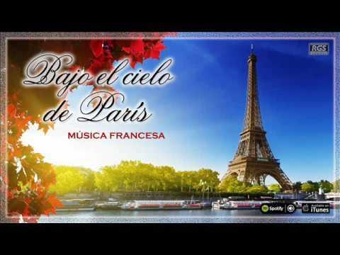 Bajo el cielo de París. Música francesa en guitarra y violín. She / La boheme / Milord