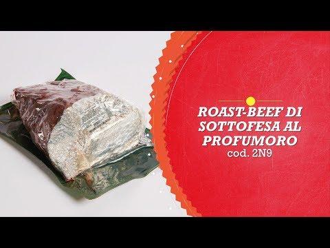 Roast beef di sottofesa al Profumoro