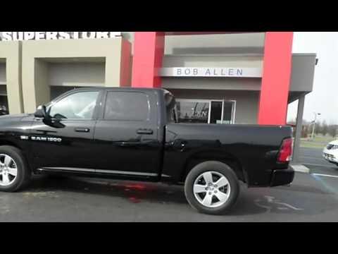 2012 Ram 1500 Bob Allen Motor Mall Danville Ky 40422 Youtube