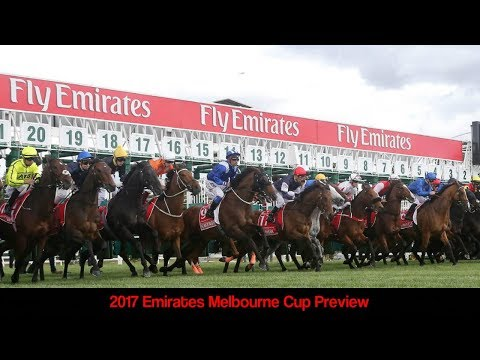 2017 Emirates Melbourne Cup Preview
