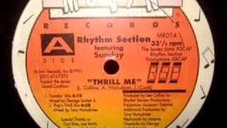 "Rhythm Section ""Thrill Me"" 1991"