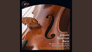 Violin Sonata No. 1 in G Minor, BWV 1001: II. Fugue: Allegro