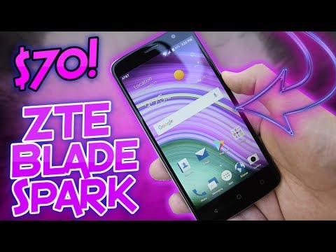 ZTE Blade Spark Review: A $70 Steal!!!
