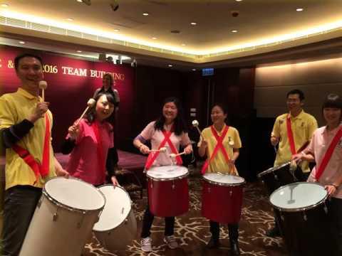 LEHMAN, LEE & XU Team Building 2016 Hong Kong