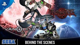 Bayonetta & Vanquish 10th Anniversary Bundle - New Cover Art Behind The Scenes | PS4