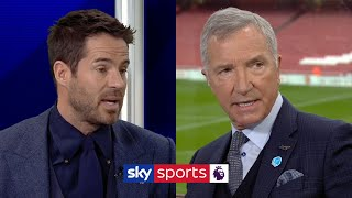 Jamie Redknapp & Graeme Souness have powerful discussion on mental health in football | Super Sunday
