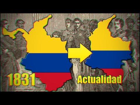 Paises Latinoamericanos que Mas Territorio Perdieron.
