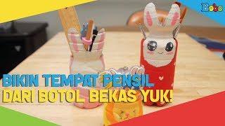 Video DIY-Kreatif - Membuat Tempat Pensil dari Botol Bekas Yuk! download MP3, 3GP, MP4, WEBM, AVI, FLV Juni 2018