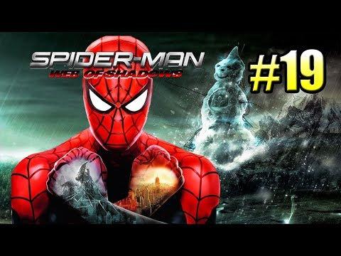 Spider-Man Web of Shadows. Ver.1. (Сюжетное видео, Sub-RUS)