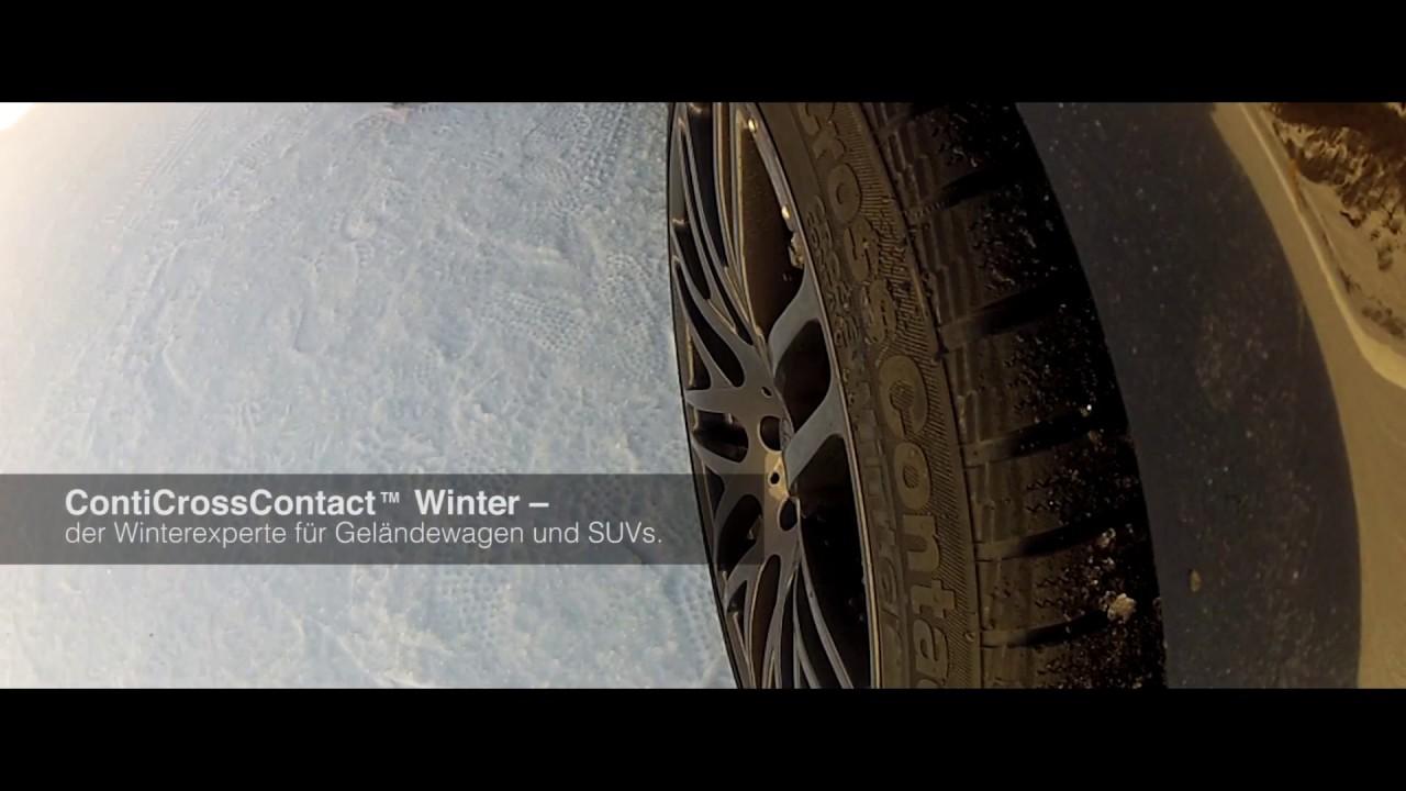 Trailer winterreifen f r sportliche suv und gel ndewagen continental