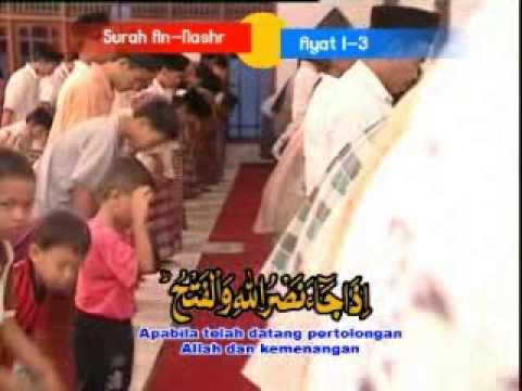 Surah An Nashr by H Muammar ZA ( Official Video )