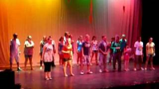"""Like a Prayer"" C.I.T. Show Part 1- ACT Summer Camp 2010"