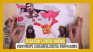 #WHYGAMES - Assassin's Creed Origins #ElOrigen #jugareslaostia
